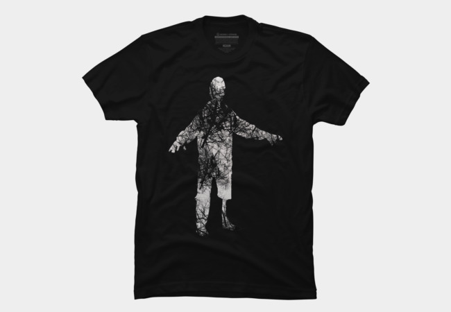 Zombie coming! Men's T-Shirt