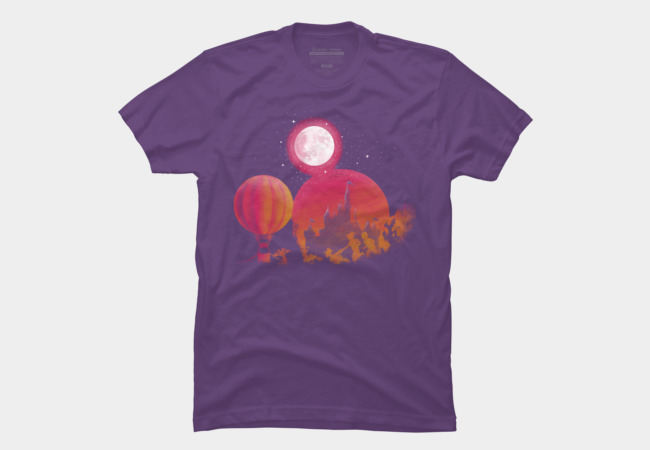 the magical journey Men's T-Shirt