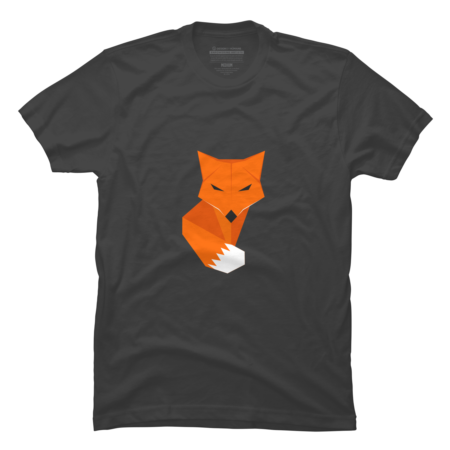 The Quick Orange-Red Fox Vector