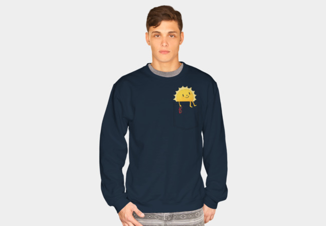 Pocketful of sunshine Sweatshirt - Design By Humans
