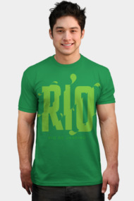 Rep Your City: Rio (All Type Edition)