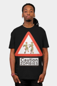 Zombies crossing
