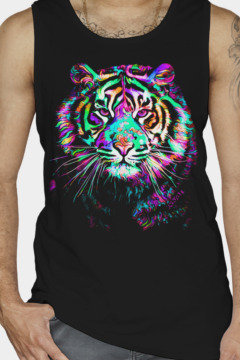9c715728e94e3 Best Tiger Men's Tank Tops | Design By Humans