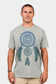 Double Dream Catcher