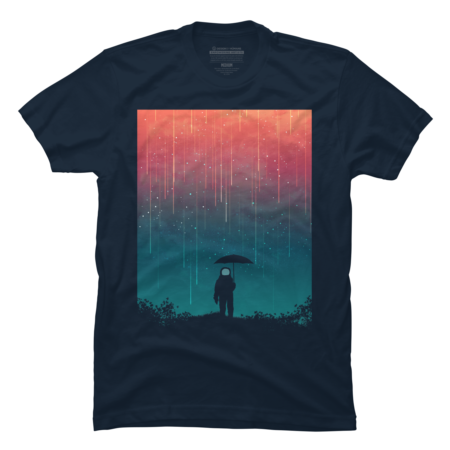 Cosmic downpour