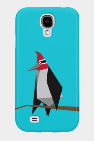 Geometric woodpecker