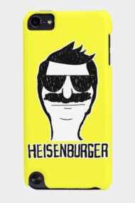 Breaking Bob - Heisenburger - White