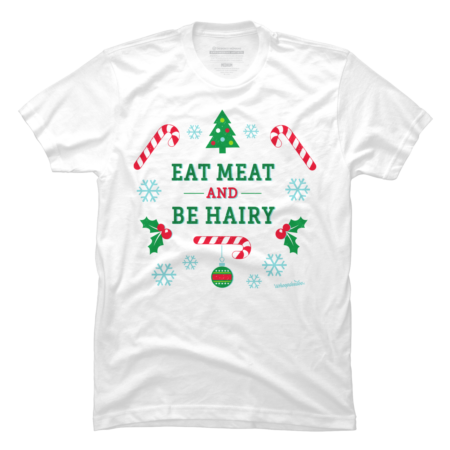 Eat Meat and Be Hairy