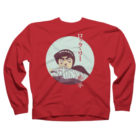 Rock Lee - Drunken Fist