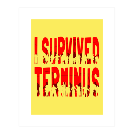 I SURVIVED TERMINUS