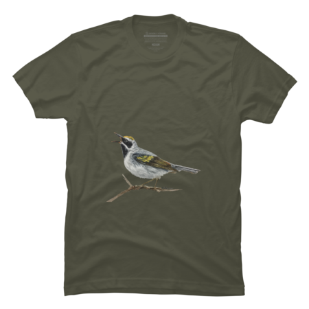 Golden-winged Warbler, Jubilation