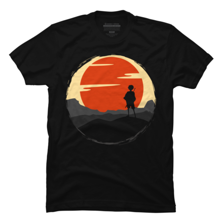 Samurai Sunset