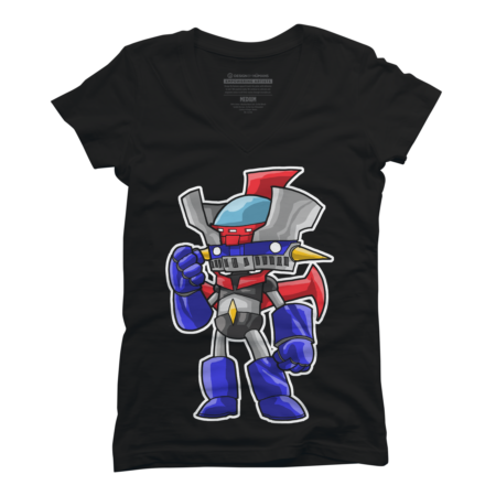 mazinger z chubbies