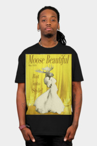 Moose Beautiful magazine.