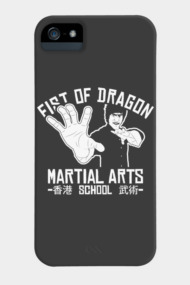 Fist of dragon - Martial arts school