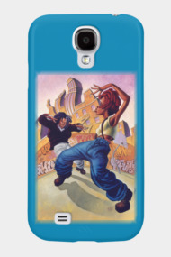 NEW YORK CITY STREET DANCERS case