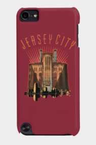JERSEY CITY and Power House Building cover c